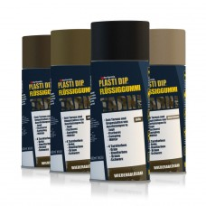 PlastiDip - braun matt 1 x 400ml Tarn Spray (Camo)