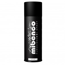 mibenco Spray 400ml weiss matt